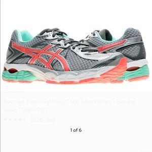 ASICS NWT Gel Flux 2 Running Shoes